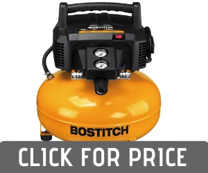 BOSTITCH Pancake 150 PSI Review