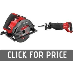 CRAFTSMAN Circular Saw Reciprocating Saw Review