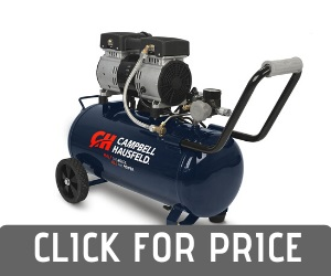 Campbell Hausfeld Quiet Air Compressor Review