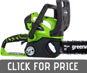 Greenworks Chainsaw Battery Review