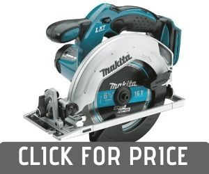 Makita LXT Cordless Circular Saw Review