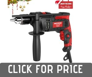 Meterk Corded Drill 850W Dual Switch Review