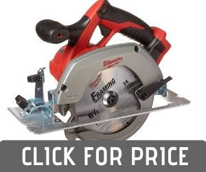 Milwaukee M18 Cordless Circular Saw Review