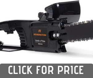 Remington Lightweight Chainsaw Review