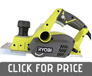 Ryobi Corded Hand Planer with Kickstand Review